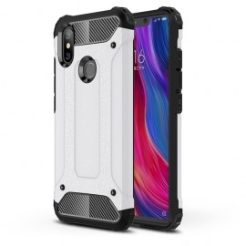 Coque Xiaomi MI 8 Anti Choques Blanche