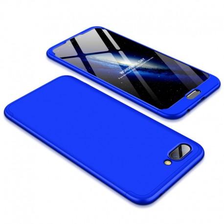 Coque 360 Honor 10 Bleu