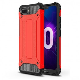 Coque Honor 10 Anti Choques Rouge