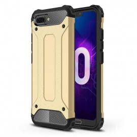 Coque Honor 10 Anti Choques Or