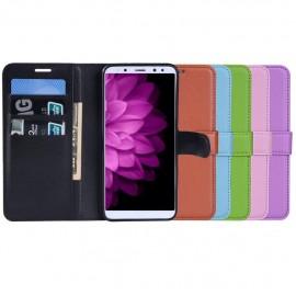 Etuis Xiaomi MI 8 Portefeuille Support