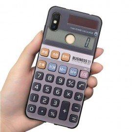 Coque Silicone Xiaomi MI 8 Calculatrice
