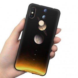 Coque Silicone Xiaomi MI 8 Cosmos