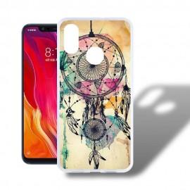 Coque Silicone Xiaomi MI 8 Songes