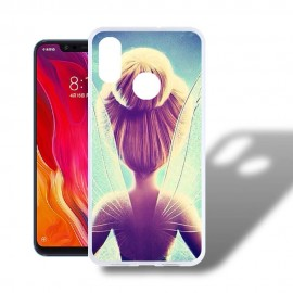 Coque Silicone Xiaomi MI 8 Fée