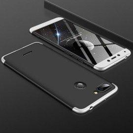 Coque 360 Xiaomi Redmi 6 Noir et Grise