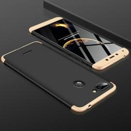 Coque 360 Xiaomi Redmi 6 Noir et Or