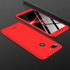 Coque 360 Xiaomi Redmi 6 Rouge