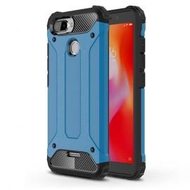 Coque Xiaomi Redmi 6 Anti Choques Bleu