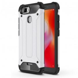 Coque Xiaomi Redmi 6 Anti Choques Blanche