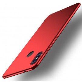 Coque Silicone Xiaomi Redmi S2 Extra Fine Rouge