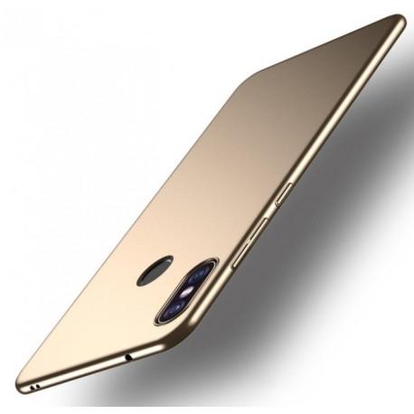 Coque Silicone Xiaomi Redmi S2 Extra Fine Dorée
