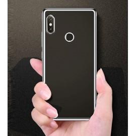 Coque Xiaomi Redmi S2 Tpu Bords Gris