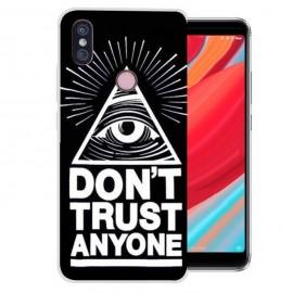 Coque Silicone Xiaomi Redmi S2 Confiance