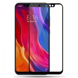 Verre Trempé Xiaomi Mi A2 Lite Protecteur d'écran Noir