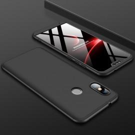 Coque 360 Xiaomi Mi A2 Lite Noir
