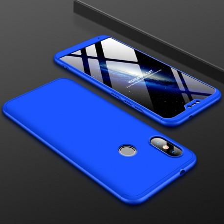 Coque 360 Xiaomi Mi A2 Lite Bleu