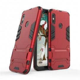 Coque Xiaomi MI A2 Lite Anti Choques Rouge