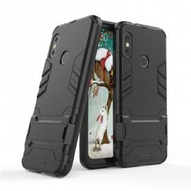 Coque Xiaomi MI A2 Lite Anti Choques Noir