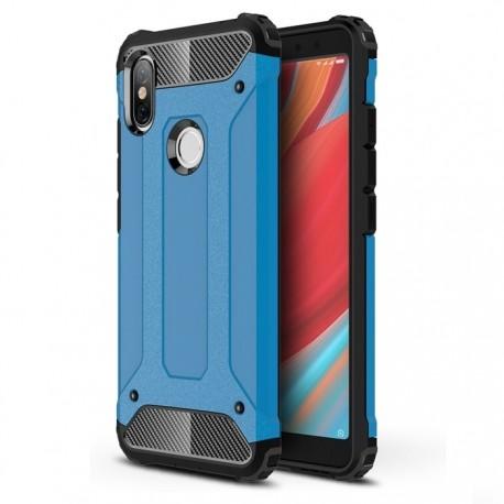 Coque Xiaomi Redmi S2 Anti Choques Bleu