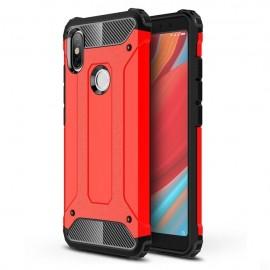 Coque Xiaomi Redmi S2 Anti Choques Rouge
