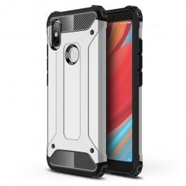 Coque Xiaomi Redmi S2 Anti Choques Argent