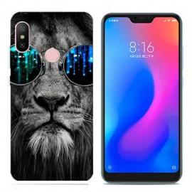 Coque Silicone Xiaomi MI A2 Lite Lion