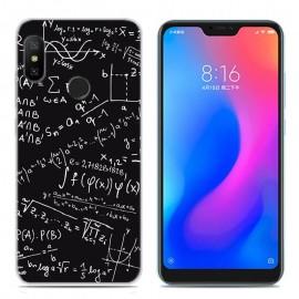 Coque Silicone Xiaomi MI A2 Lite Formules