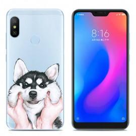 Coque Silicone Xiaomi MI A2 Lite Husky