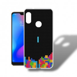 Coque Silicone Xiaomi MI A2 Lite Jeux Video