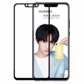 Verre trempé Huawei P Smart Plus Protecteur d'écran Noir