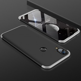 Coque 360 Huawei P Smart Plus Noir et Grise