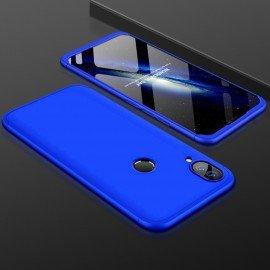 Coque 360 Huawei P Smart Plus Bleu