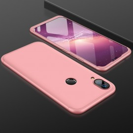 Coque 360 Huawei P Smart Plus Rose