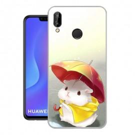 Coque Silicone Huawei P Smart Plus Souris
