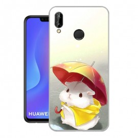 Coque Silicone Huawei P Smart Plus Souris