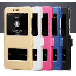 Etuis Portefeuille Huawei P Smart fonction Support