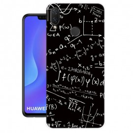 Coque Silicone Huawei P Smart Plus Formules