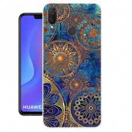 Coque Silicone Huawei P Smart Plus Tribal
