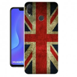 Coque Silicone Huawei P Smart Plus Royaume-Uni