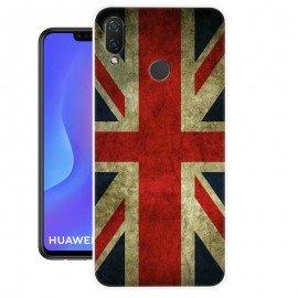 Coque Silicone Huawei P Smart Plus Royaume-Uni