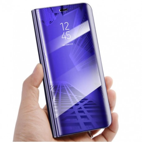 Etuis Huawei P Smart Plus  Cover Translucide Lila