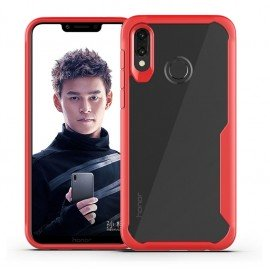Coque Acrilique Honor Play Supreme Rouge