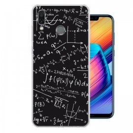 Coque Silicone Honor Play Formules