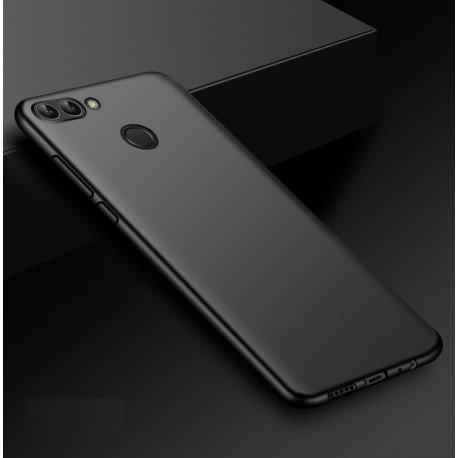 Coque Silicone Huawei P Smart Extra Fine Noir