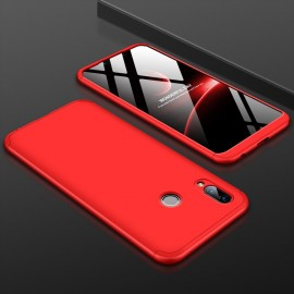 Coque 360 Honor Play Rouge