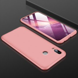 Coque 360 Honor Play Rose