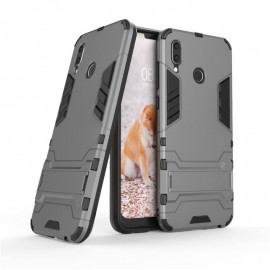 Coque Honor Play Anti Choques Supreme Gris Plomb