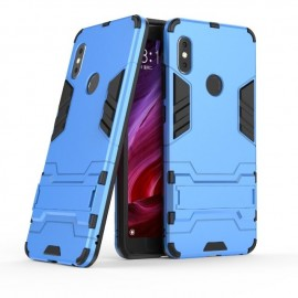 Coque Xiaomi MI A2 Anti Choques TREX Bleu