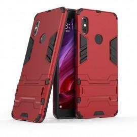 Coque Xiaomi MI A2 Anti Choques TREX Rouge